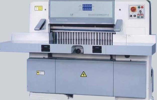 高速切纸机