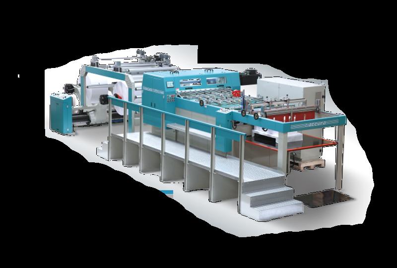 标准型SE系列螺旋刀高速分切机