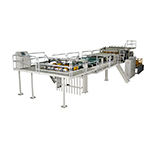 Packaging machine manufacturers share the role of slitting machine