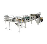 包装機のメーカーは分切機の分切作用を分かち合います。